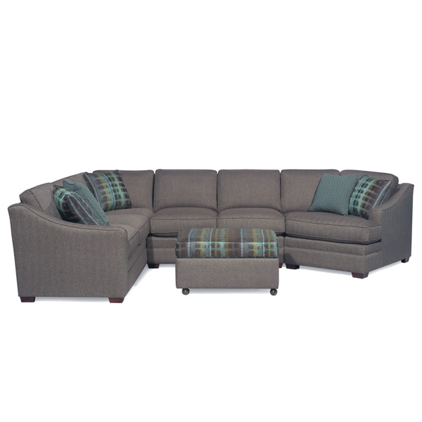 Craftmaster > F9431 Sectional