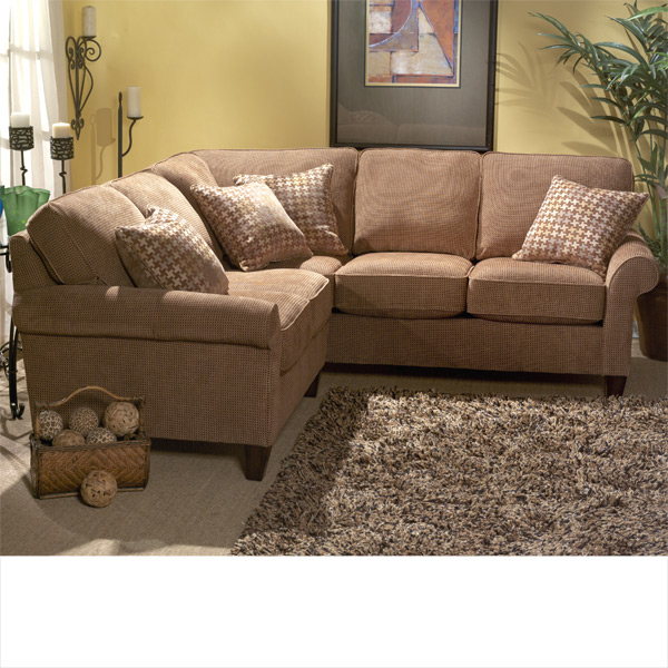 Flexsteel > Westside 5979 Sectional