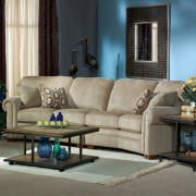 Flexsteel > 7271 Harrison Conversational Sofa