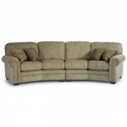 Flexsteel > Conversational Sofa 7271