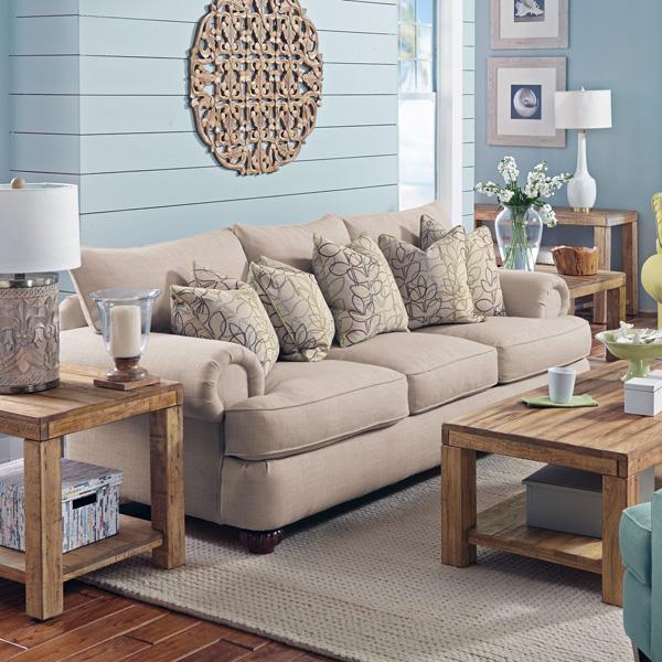 Flexsteel > Patterson 7321 Sofa