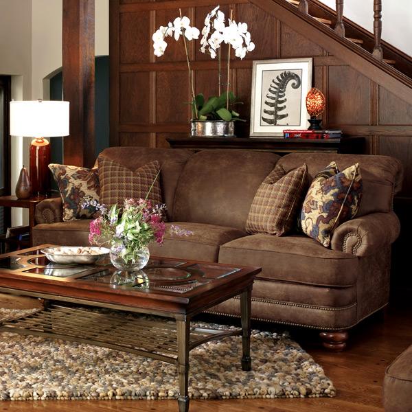 Flexsteel > Baybridge NuvoLeather 7791 Sofa