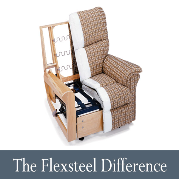The Flexsteel Difference also Dining Chair Makeovers further Collection Of Country Living Room also Antique Duncan Phyfe Sofa further Alluring Living Room Decoration With Brown Leather Sofa Design Along With Stripe Accent Pillow For Leather Sofa And Wood Ceiling Fan. on old thomasville dining room chairs