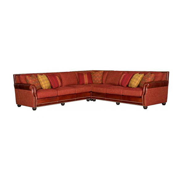 King Hickory > Julianna 3000 Fabric Sectional