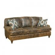 King Hickory > Chatham 5960 Leather Sofa