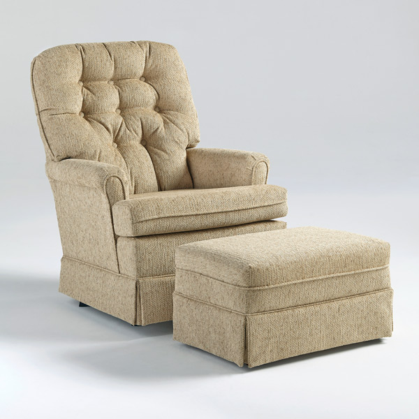 Best Home Furnishings > 1009 Swivel Glider Chair