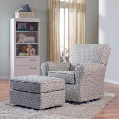Best Home Furnishing > 4177 Swivel Chair