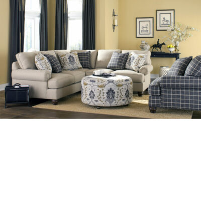 Craftmaster > C9113 Sectional