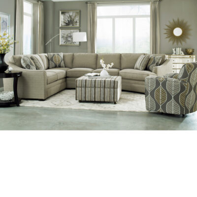 Craftmaster > F9431SECT Sectional