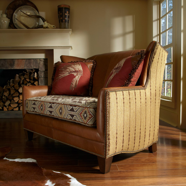 King Hickory > Athens Settee