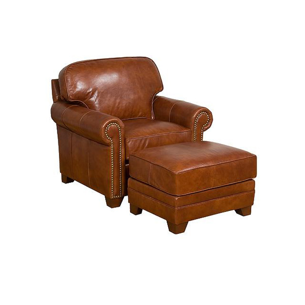 King Hickory > Bentley 4400 Chair Leather