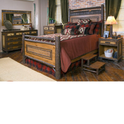 Old Hickory > Old Faithful Match Bed