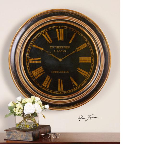 "Uttermost > 32"" Clock 06683"