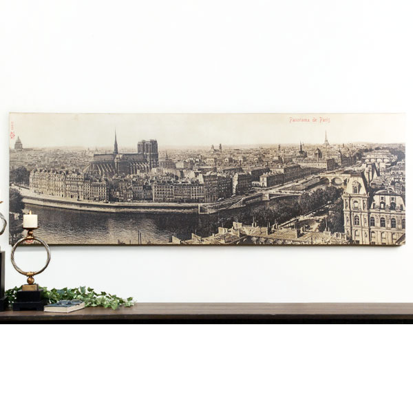 Uttermost > Panorama de Paris 31500 Artwork