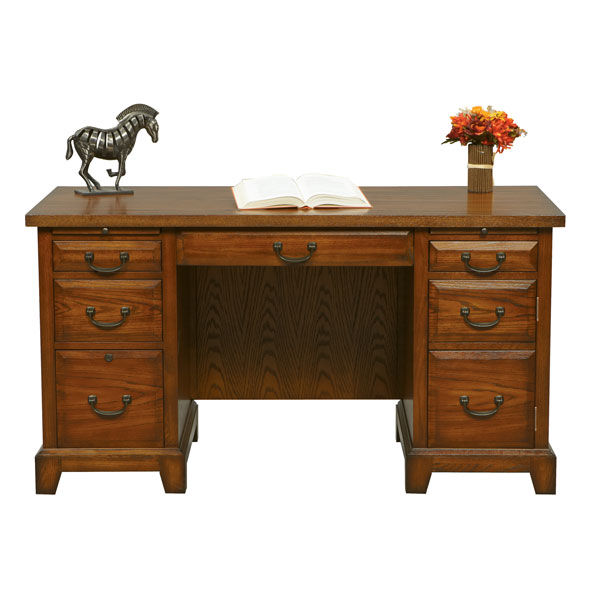 Oak Desk Fenton Home Furnishings