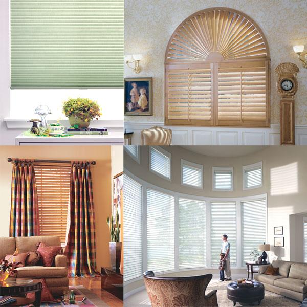 Window Treatments & Blinds