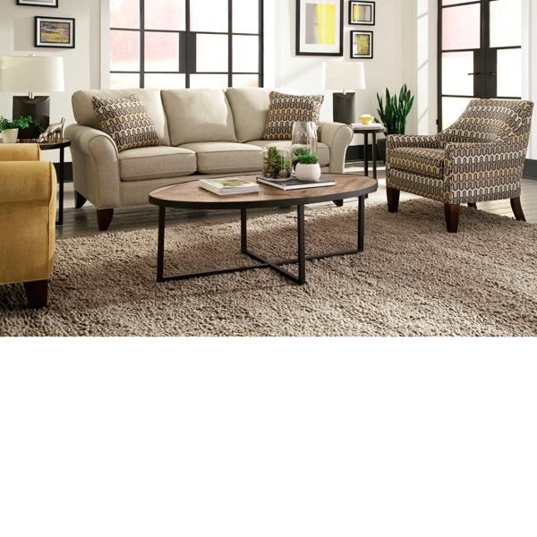 Craftmaster > 7551 Sofa
