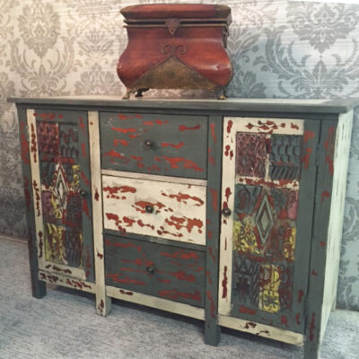 Crestview > Unique Distressed Chest