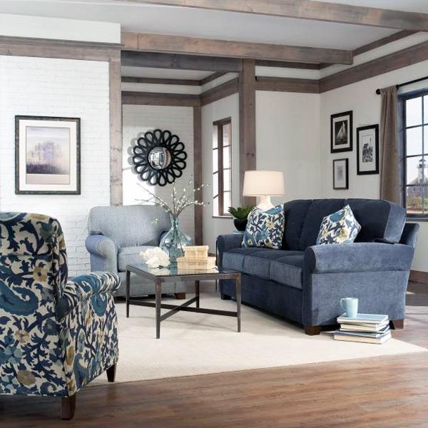 King Hickory > Bentley Sofa Group