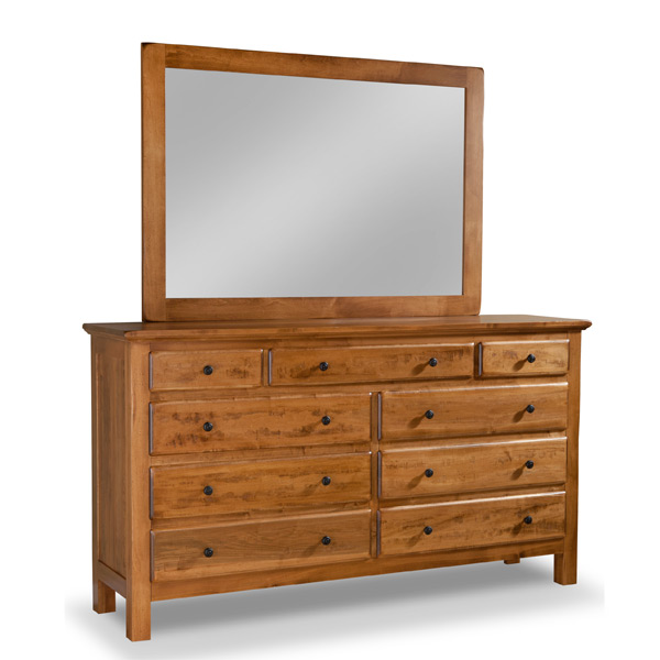 Daniel's Amish > Lewiston Dresser + Mirror