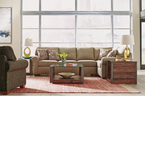 Flexsteel > 5535 Thorton Sectional