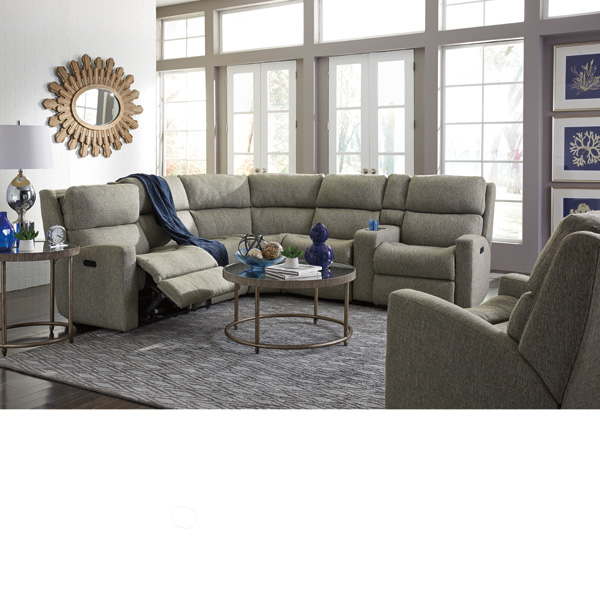 Flexsteel > 2900 Catalina Recline Sectional