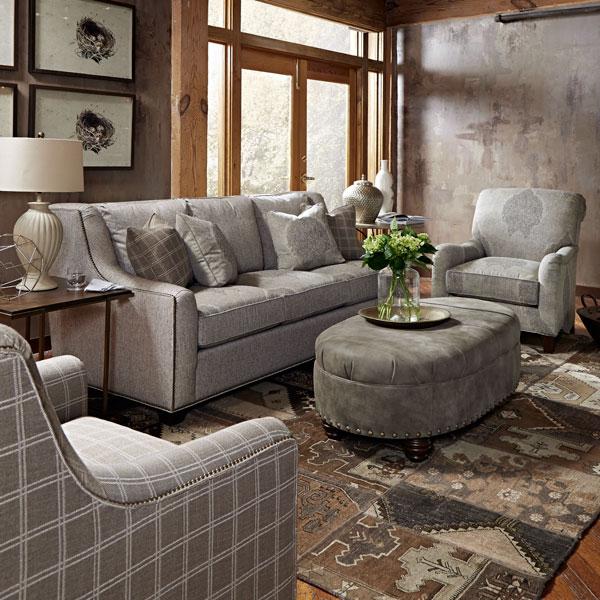 King Hickory U003e Drake Sofa