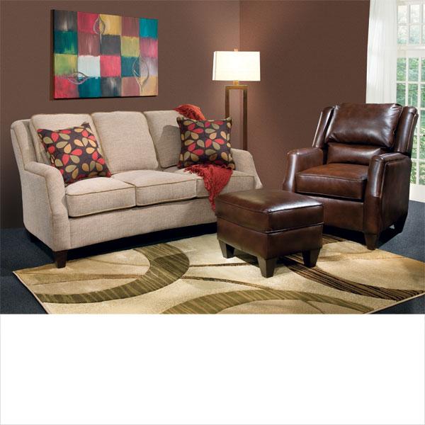 Marshfield > 2443 Russell Sofa + Chair + Ottoman