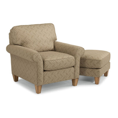Flexsteel > 5979 Westside Chair + Otto