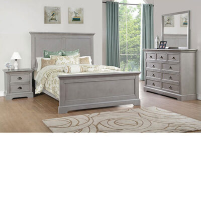 Winners Only > Tamarack Bedroom Grey