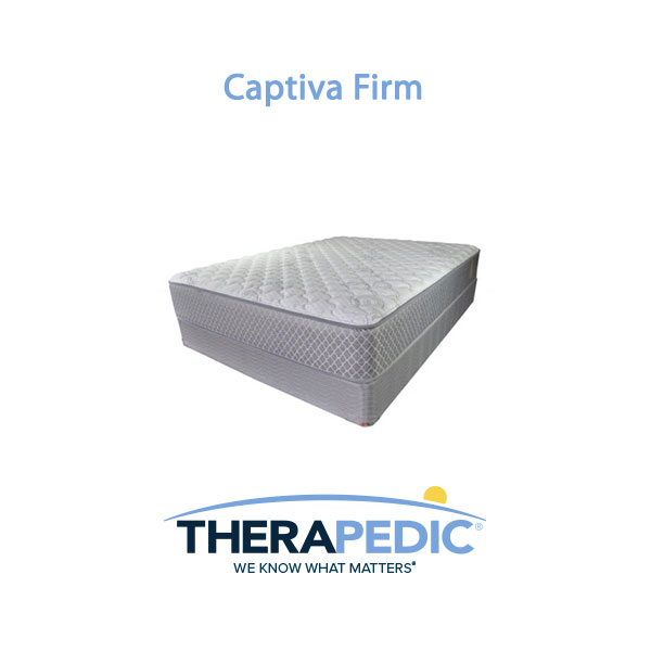 Therapedic > Captiva Firm