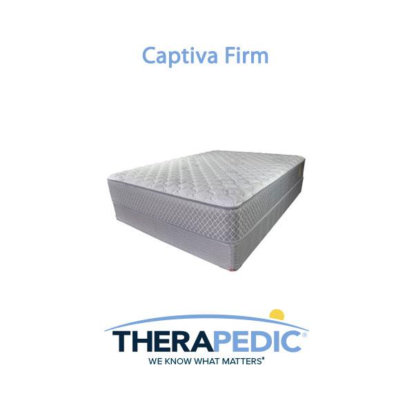 Therapedic > Captiva Firm