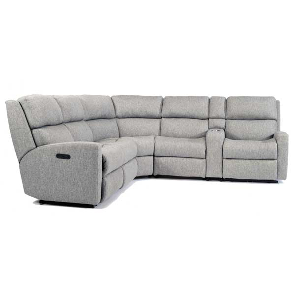 Flexsteel > 2900-SECTPH Fabric Catalina Sectional