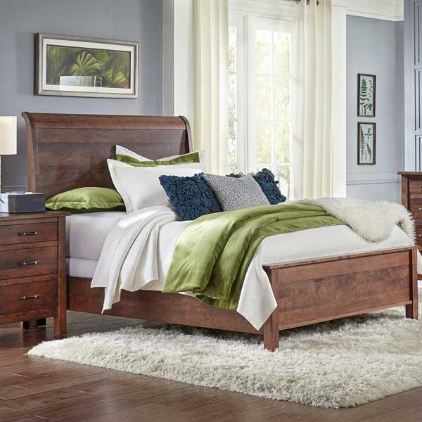 Daniel's Amish > Aspen Bed