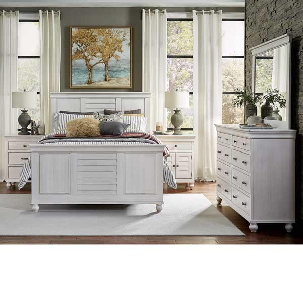 Daniel's Amish > Cottage Bedroom White