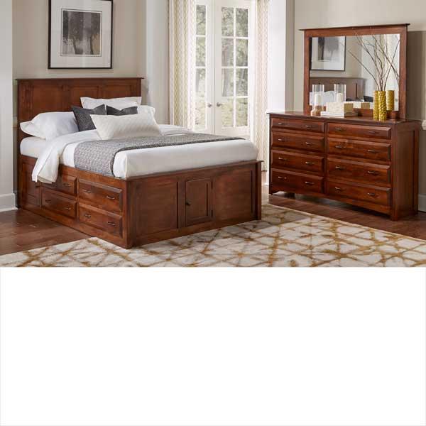 Daniel's Amish > Simplicity Bedroom