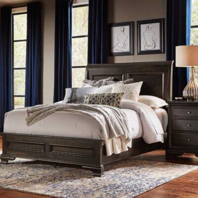 Daniel's Amish > Classic Bed
