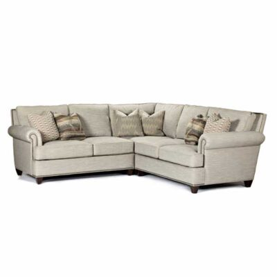 Marshfield Furniture > 1931 Benjamin Sectional