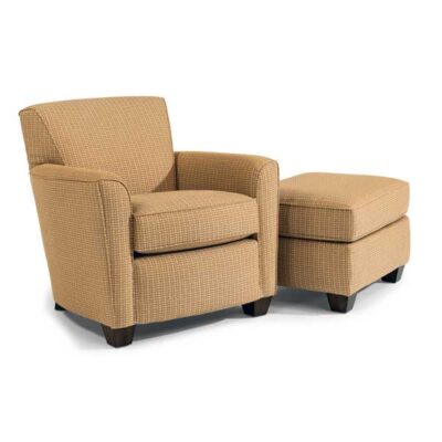 Flexsteel > 036c Kingman Chair + Otto