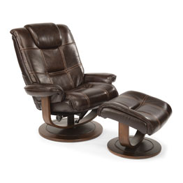 Flexsteel > 1457 Spencer Chair + Otto