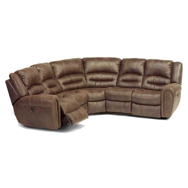 Flexsteel > Downtown 1710 Reclining Sectional
