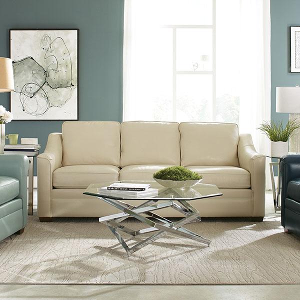 Craftmaster > L943150 Leather Sofa