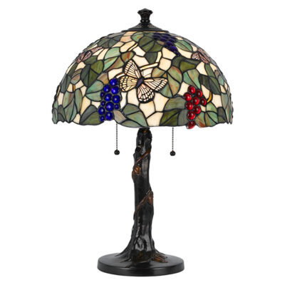California Lighting > Tiffany Table Lamp