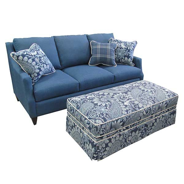 Marshfield Furniture > 1975 Jordan Sofa