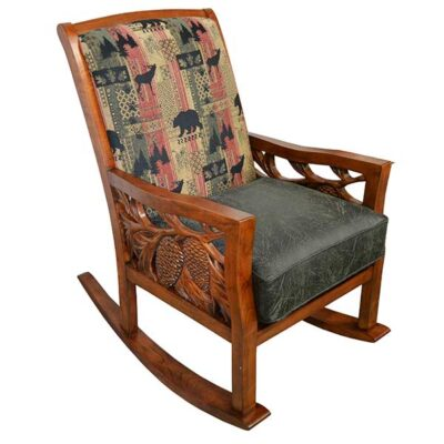 Marshfield Furniture > 1984 Rocker