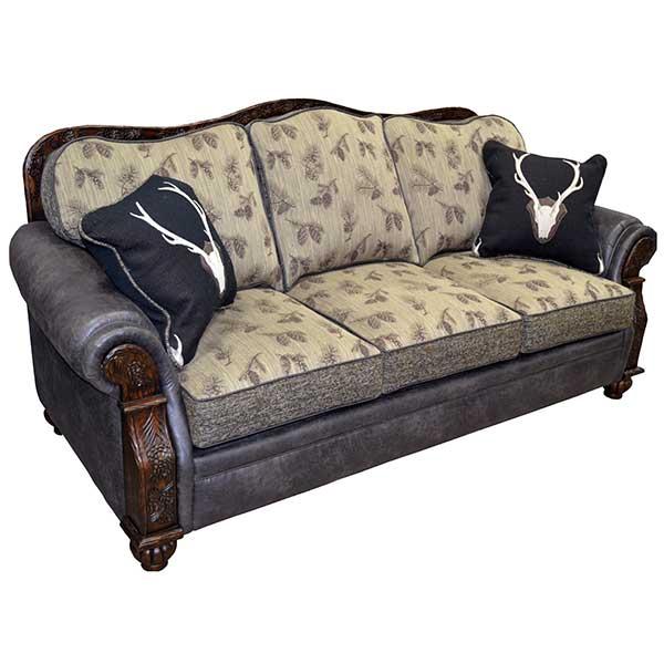 Marshfield Furniture > 2374 Pine Creek Sofa