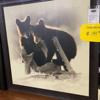 Summer Sale > Bear Cubs Artwork