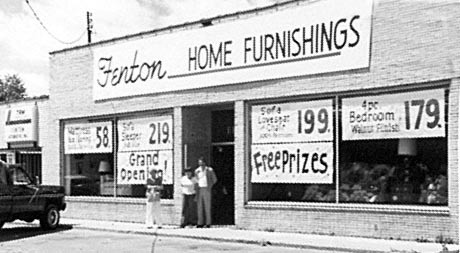 Fenton Home Furnishings | Michigan | 1979