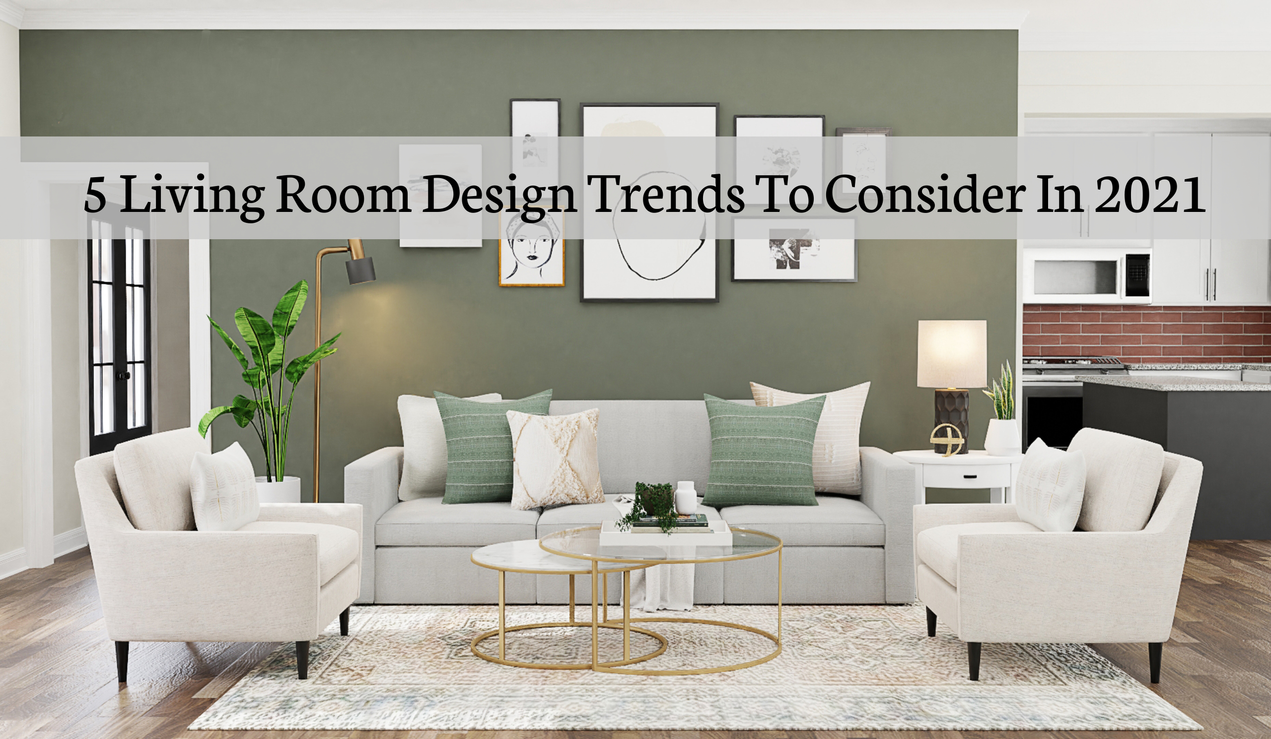 20 living room design trends to consider in 20   Fenton Home ...