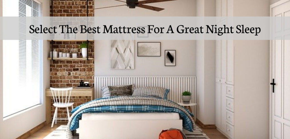 Select the best mattress